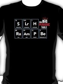 The Big Bang Periodic Table T-Shirt