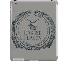 Visit the Ragged Flagon! iPad Case/Skin