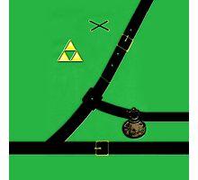 The Legend Of Zelda Suit Photographic Print