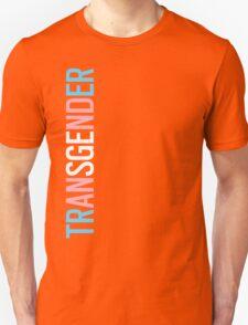 Transgender - Vertical Unisex T-Shirt