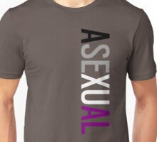 Asexual - Vertical Unisex T-Shirt