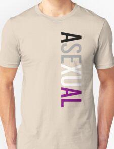 Asexual - Vertical Unisex T-Shirt