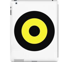 Guyana Air Force Roundel  iPad Case/Skin