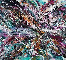Neko Abstract #7 by NekoChohlis