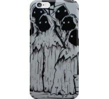 The Hooded Figures- Night Vale iPhone Case/Skin