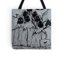 The Hooded Figures- Night Vale Tote Bag