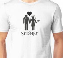 Sydney Wedding Unisex T-Shirt