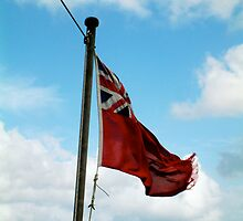 Red Ensign by newbeltane