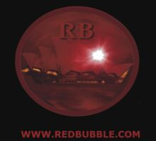 Redbubble Logo by saleire