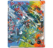 Neko Abstract #10 iPad Case/Skin
