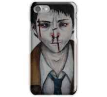 Supernatural- Castiel  iPhone Case/Skin