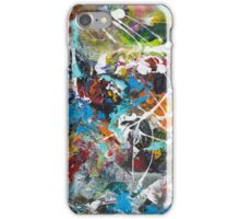 Neko Abstract #12 iPhone Case/Skin