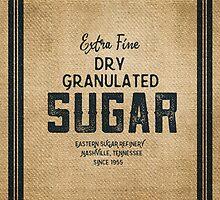 Vintage Style Sugar Sack by marceejean
