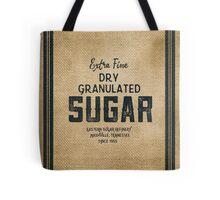 Vintage Style Sugar Sack Tote Bag