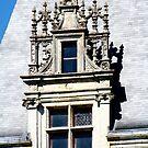 Gothic Window by Pamela Jayne Smith