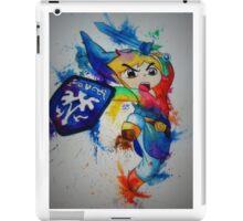 Link- The Legend of Zelda iPad Case/Skin