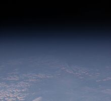 Earth And Moon From Space - Fantastic HD image of Earth taken from Orbit - International Space Station #iss by verypeculiar