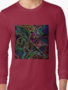 A beautiful disorder is an effect of the art!! Long Sleeve T-Shirt