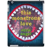 This Monstrous Love iPad Case/Skin