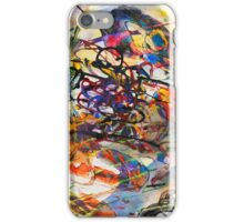 Neko Abstract #16 iPhone Case/Skin