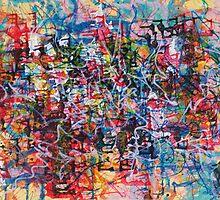 Neko Abstract #17 by NekoChohlis