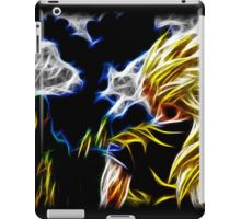 Abstract Super Saiyan 3 iPad Case/Skin