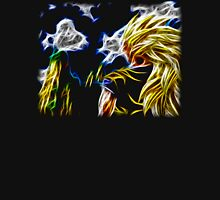 Abstract Super Saiyan 3 Unisex T-Shirt