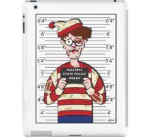 Found Waldo iPad Case/Skin