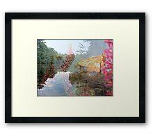 Summer Story  Framed Print