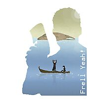 Farscape Pixel Frell  Photographic Print