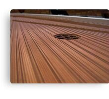 Harpsichord Guts 1 Canvas Print