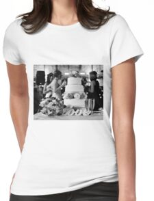 Wedding Love Womens Fitted T-Shirt