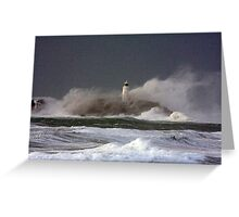 Godrevy Lighthouse 2 Greeting Card