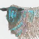 Black Sheep Illustration by MikeJory