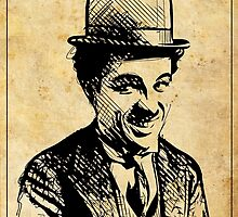 Charlie Chaplin by ranker666