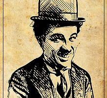 Charlie Chaplin by ranker666