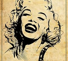 Marilyn Monroe by ranker666