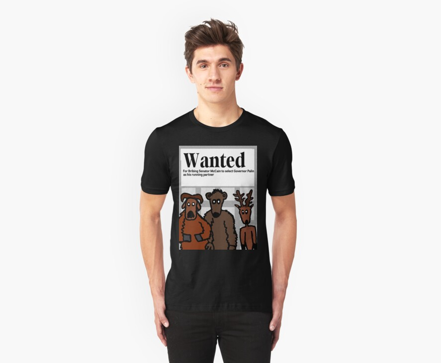 Wanted by Rajee