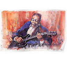 Jazz B B King 06 a Poster