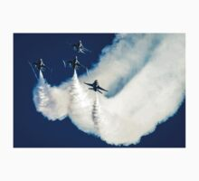 United States airforce display team the Thunderbirds T-Shirt