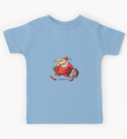 Handsome Pinocchio Kids Tee