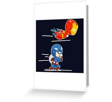 To Battle! Greeting Card