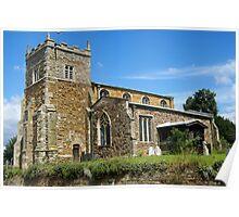 Scraptoft, Leicestershire Poster