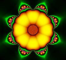 Solar Flowered by ArtByDrew