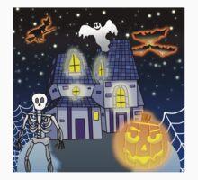 Halloween by JayBakkerArt