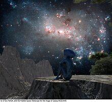 Blue Man 11: Homesick by Syd Baker