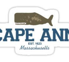 Cape Ann. Sticker