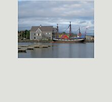 Pictou Harbour Womens Fitted T-Shirt