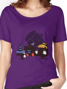 Shadow Sirens (II) - Sunset Shores Women's Relaxed Fit T-Shirt