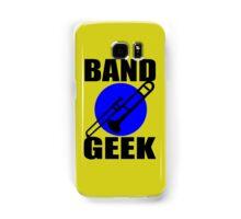 BAND GEEKS RULE-TROMBONE Samsung Galaxy Case/Skin